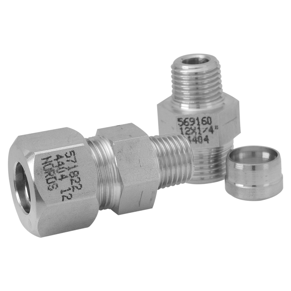 R-1322 Bite-ring Couplings