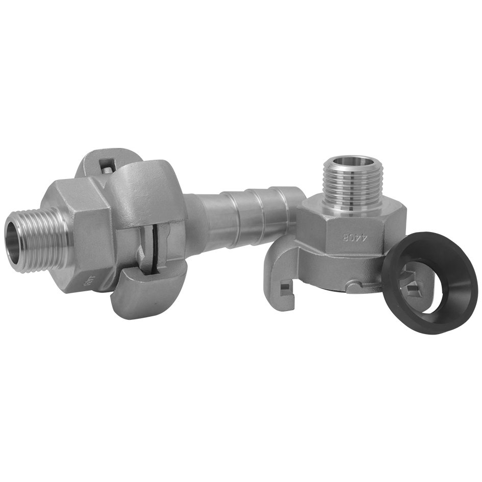 R-140 Claw couplings