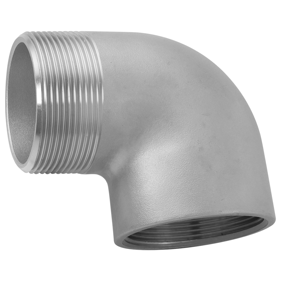 R-223 Elbow, inside/outside threads