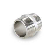 CNC-milled and turned Standard Threaded Fittings